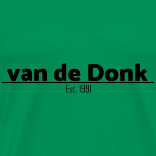 Daniëlle van de Donk - Zwart - Mannen Premium T-shirt