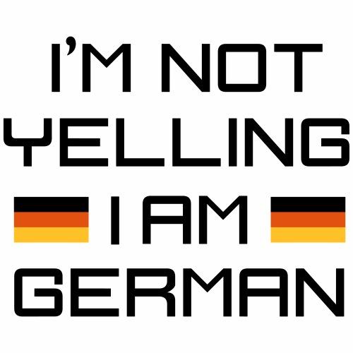 German - Mannen Premium T-shirt