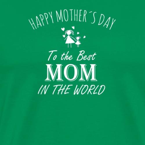 Muttertag Mothersday - Männer Premium T-Shirt