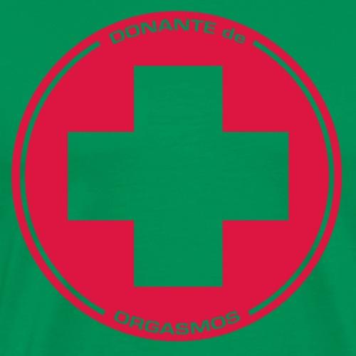 Donante de Orgasmos - Camiseta premium hombre