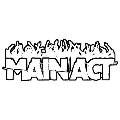 Main Act - White Edition - Männer Premium T-Shirt