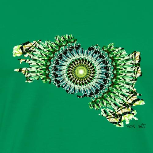 green paradise - T-shirt Premium Homme