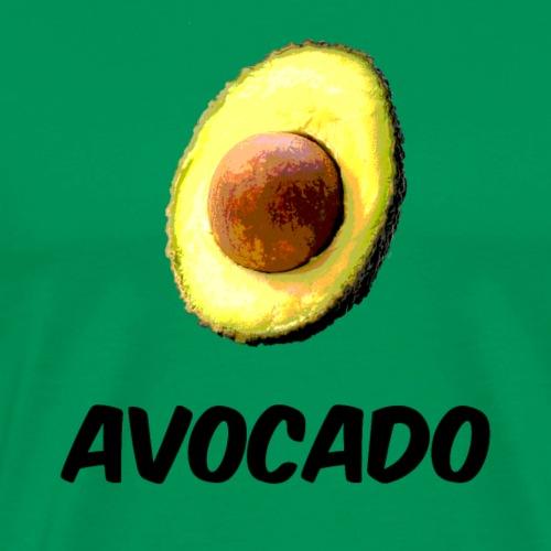 Avocado - Maglietta Premium da uomo
