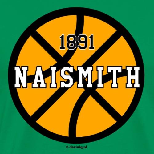Naismith - Mannen Premium T-shirt