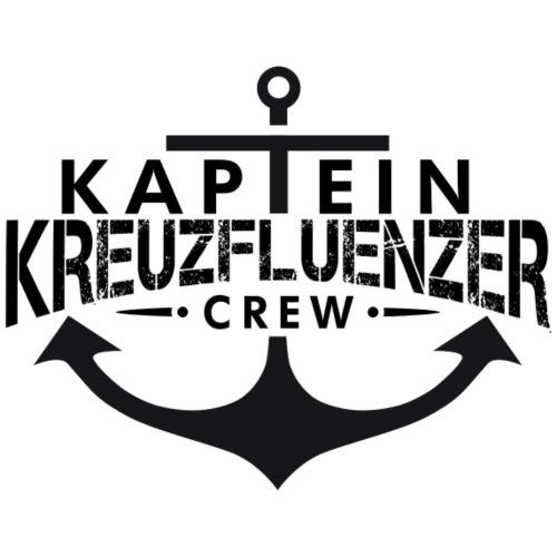 Kaptein Kreuzfluenzer Crew - Männer Premium T-Shirt