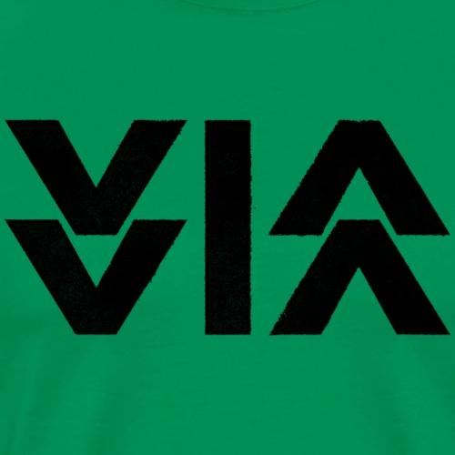 VIAVIA - Mannen Premium T-shirt