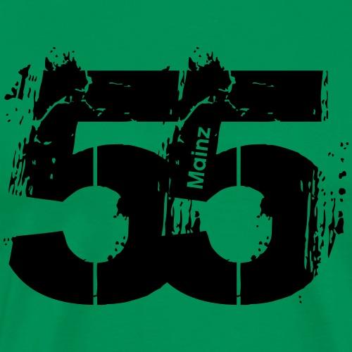 City_55_Mainz - Männer Premium T-Shirt