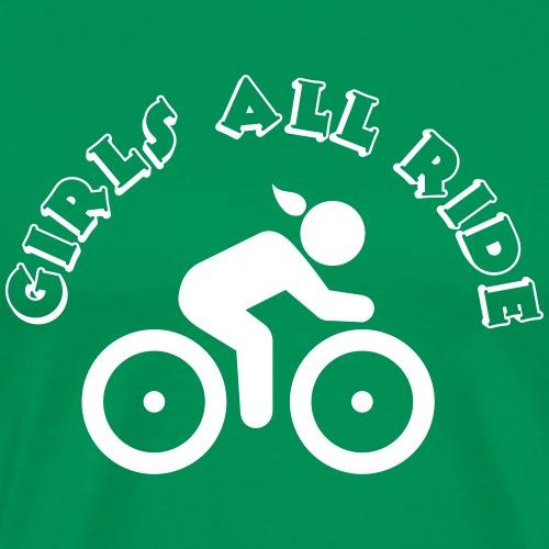 girlsallride - Männer Premium T-Shirt