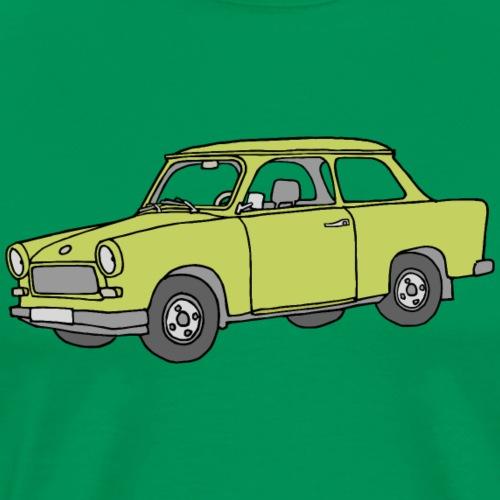 Trabi, Trabant (Bali zielony) - Koszulka męska Premium