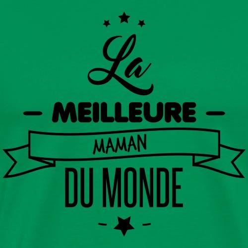 meilleure maman du monde - T-shirt Premium Homme