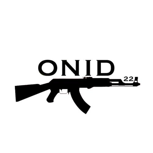 logo ONID-22 nero - Maglietta Premium da uomo
