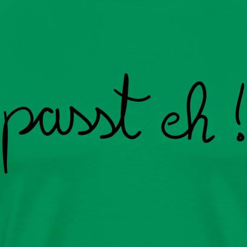 Passt Eh - Männer Premium T-Shirt