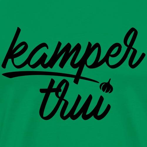 Kamper Trui - Mannen Premium T-shirt