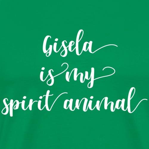 Gisela is my spirit animal