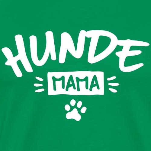 Hunde Mama - Männer Premium T-Shirt