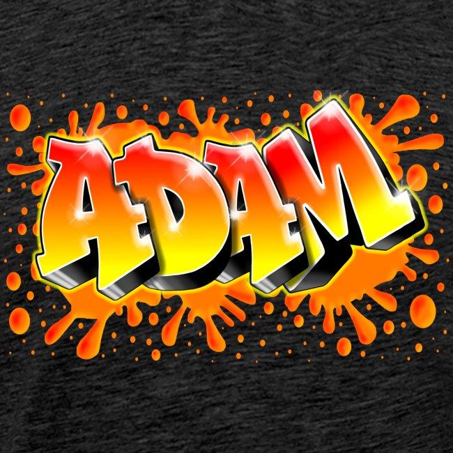 Graffiti Adam