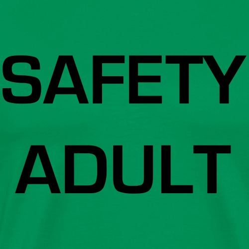 Safety Adult - Men's Premium T-Shirt