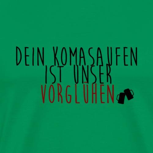 Vorglühen - Männer Premium T-Shirt