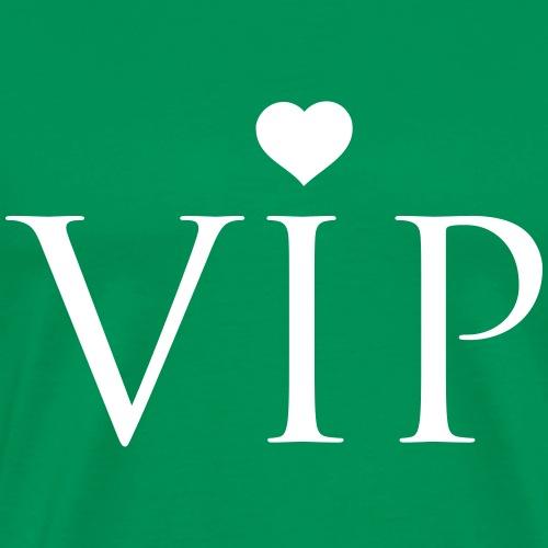 VIP herz - Männer Premium T-Shirt