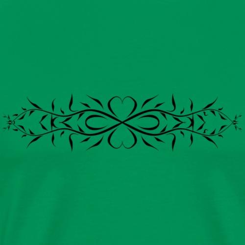 liane cœur infini - T-shirt Premium Homme