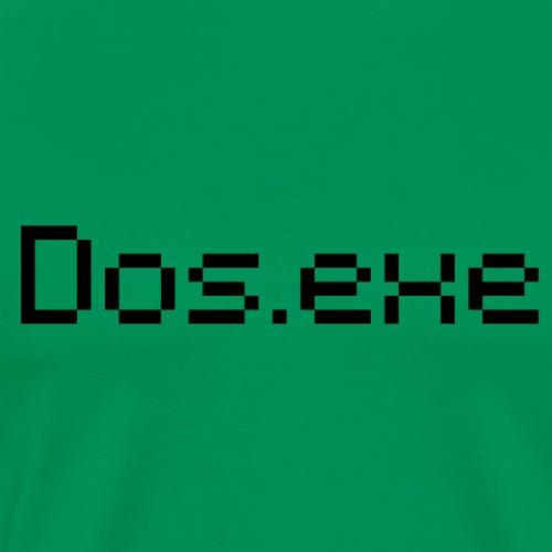 Dos.exe - Männer Premium T-Shirt