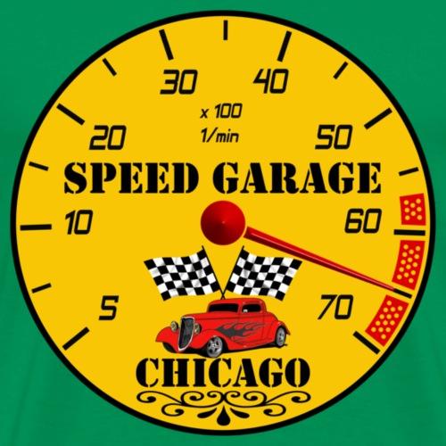 racing_gauges - Men's Premium T-Shirt