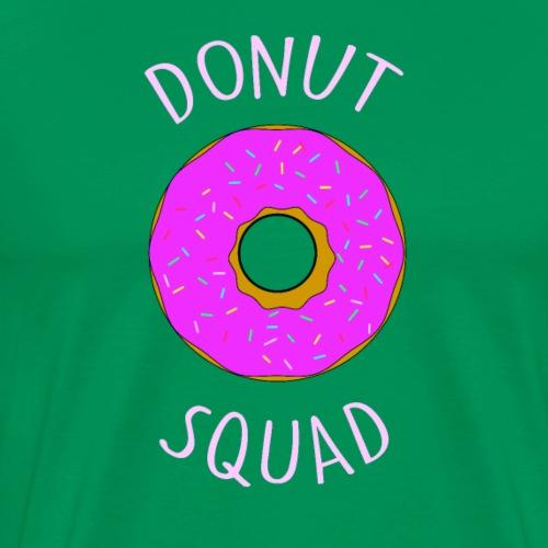 Donut Squad - Herre premium T-shirt