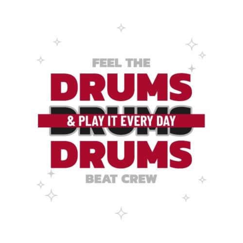 Feel the drum beat crew