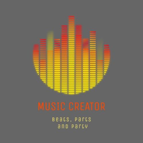 Music Creator - Männer Premium T-Shirt