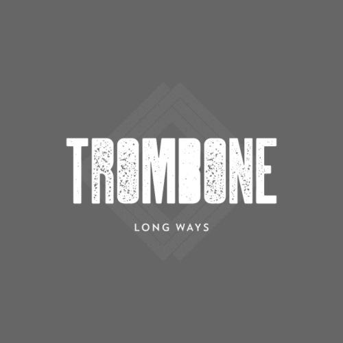 Trombone long Ways - Männer Premium T-Shirt