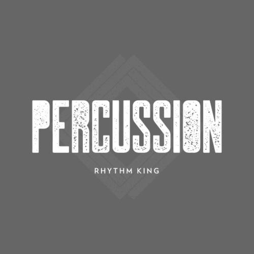 Percussion Rhythm King - Männer Premium T-Shirt