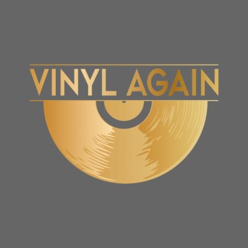 Vinyl again - Männer Premium T-Shirt