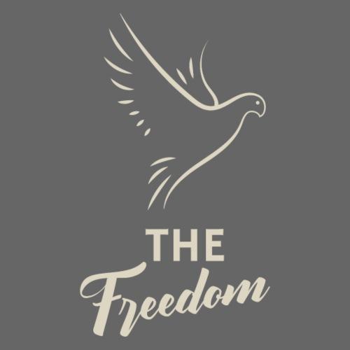 The Freedom Dove - Männer Premium T-Shirt