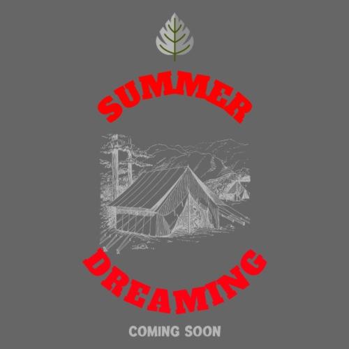 Summer Dreaming coming soon - Männer Premium T-Shirt