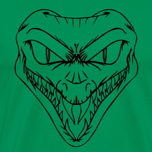 Reptilius - T-shirt Premium Homme