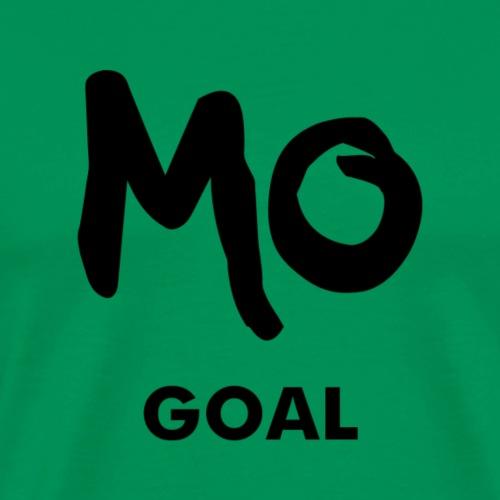FOOTBALL GOAL - Männer Premium T-Shirt