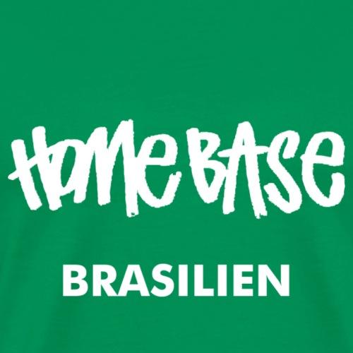WORLDCUP 2018 Brasilien - Männer Premium T-Shirt