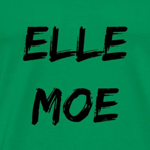 Elle Moe #1 - Mannen Premium T-shirt