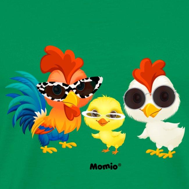 Kylling - av Momio Designer Emeraldo.