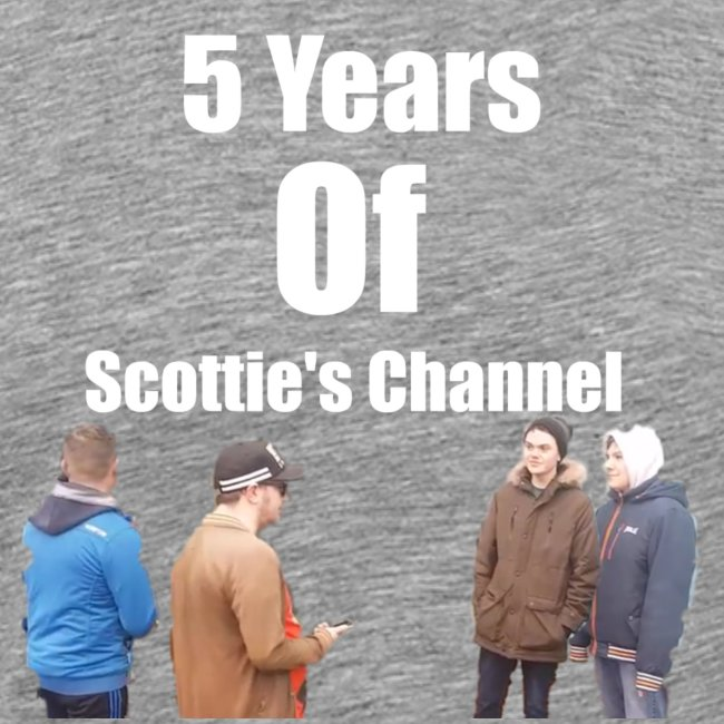 5 Years Of Scottie's Channel