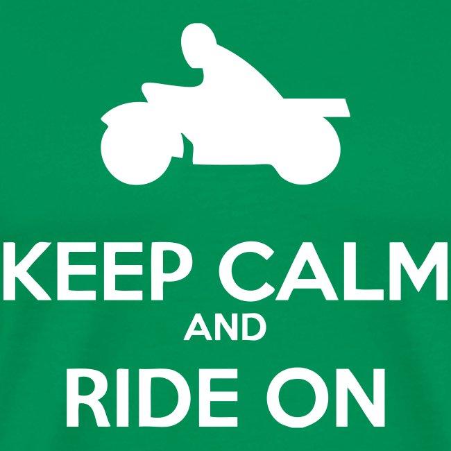 Keep Calm MC