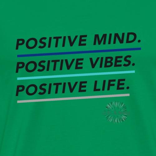 Positive Liefe - Männer Premium T-Shirt