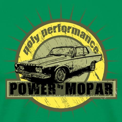 fury - Herre premium T-shirt