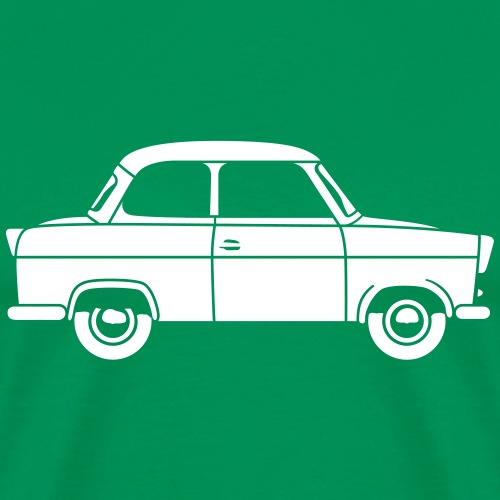 Trabant 500 Coupé 1c - Men's Premium T-Shirt