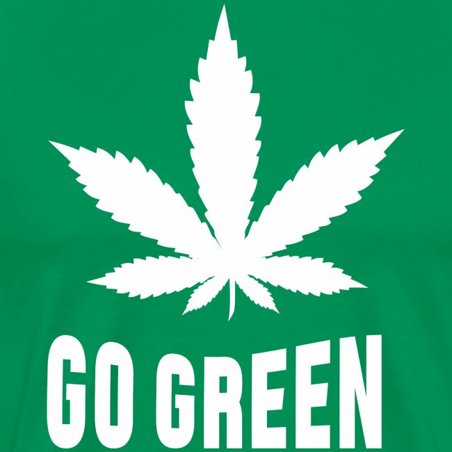 Weed Go Green