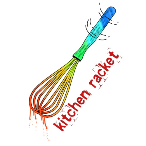 kitchen racket - Männer Premium T-Shirt