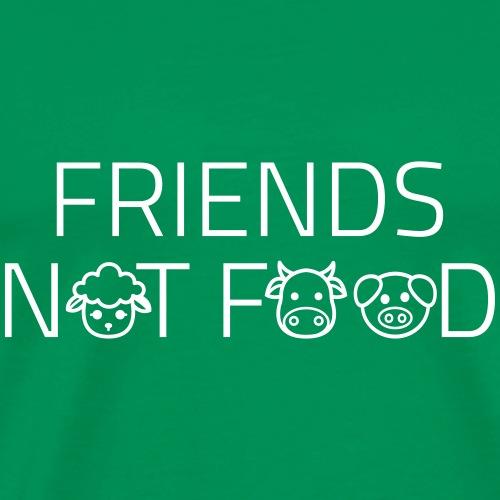 Friend Snot Food - Men's Premium T-Shirt