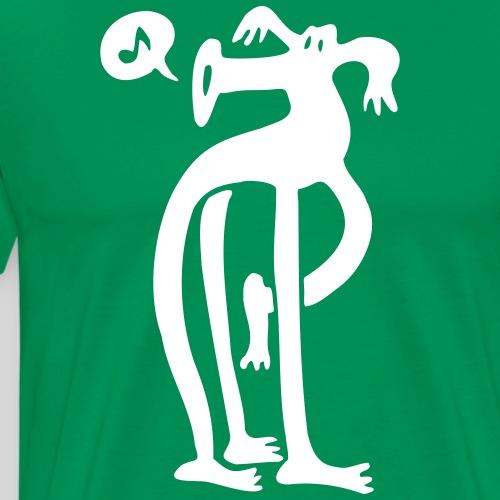 musiktier - Männer Premium T-Shirt