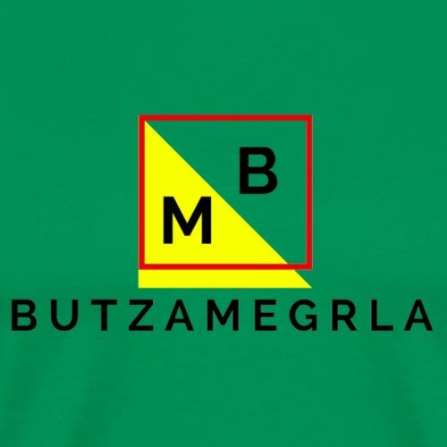 Butzamegrla - Männer Premium T-Shirt
