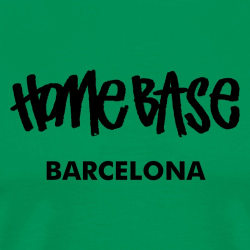 Home City Barcelona - Männer Premium T-Shirt